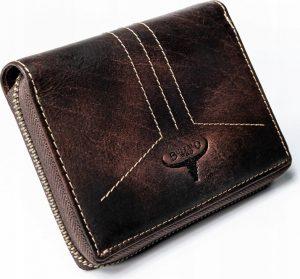 BUFFALO WILD pánská peněženka N4Z-HP3 R.BROWN Velikost: univerzální