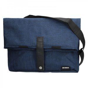 Unisex taška přes rameno Enrico Benetti Amos – modrá