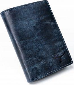 BUFFALO WILD pánská peněženka N4-CH.HP NAVY Velikost: univerzální