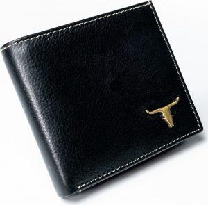 Pánská peněženka BUFFALO WILD RM-01-BAW3 BLACK Velikost: univerzální