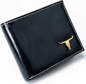 Pánská peněženka BUFFALO WILD RM-01-BAW2 BLACK Velikost: univerzální