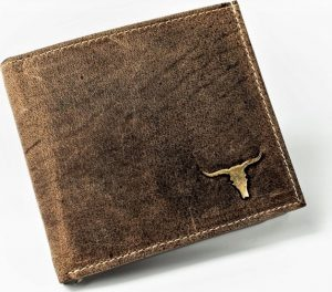 Pánská peněženka BUFFALO WILD RM-01-BAW TAN Velikost: univerzální
