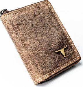 Pánská peněženka BUFFALO WILD RM-03Z-BAW TAN Velikost: univerzální