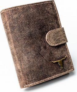 Pánská peněženka BUFFALO WILD RM-04L-BAW TAN Velikost: univerzální