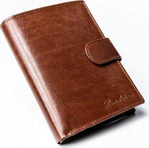 PIERRE ANDREUS pánská peněženka N104L-VT-NL BROWN Velikost: univerzální