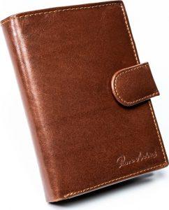 PIERRE ANDREUS pánská peněženka N4L-VT-NL BROWN Velikost: univerzální