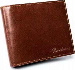 PIERRE ANDREUS pánská peněženka RFID N01-VT-NL BROWN Velikost: univerzální