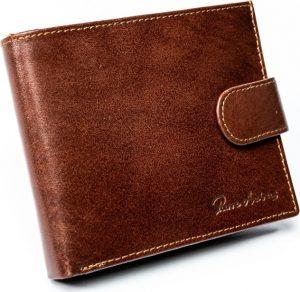 PIERRE ANDREUS pánská peněženka RFID N01L-VT-NL BROWN Velikost: univerzální