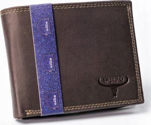 BUFFALO WILD pánská peněženka N992-B-MHU BROWN Velikost: univerzální