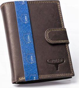 BUFFALO WILD pánská peněženka N4L-B-MHU BROWN Velikost: univerzální