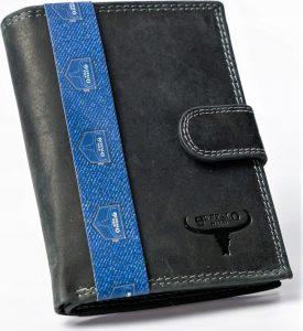 BUFFALO WILD pánská peněženka N4L-B-MHU BLACK Velikost: univerzální
