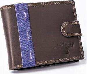 BUFFALO WILD pánská peněženka N992L-B-MHU BROWN Velikost: univerzální