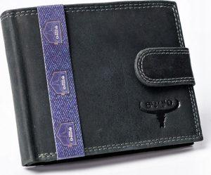 BUFFALO WILD pánská peněženka N992L-B-MHU BLACK Velikost: univerzální