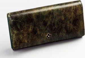BASIC Zelená dámská peněženka PX27-2-JZ GREEN Velikost: univerzální