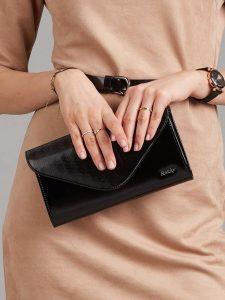 ROVICKY Elegantní černé psaníčko W35 Velikost: univerzální