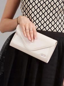 ROVICKY Elegantní smetanové psaníčko W35 Velikost: univerzální
