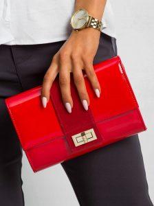 ROVICKY Elegantní červené psaníčko W66 EXTRA 41Z Velikost: univerzální