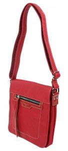 David Jones Dámská kabelka Red 6101-2