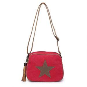 Kabelka Stars n.1 – červená
