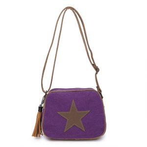 Kabelka Stars n.1 – fialová