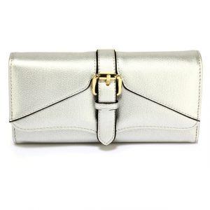 Peněženka Fashion Only Buckle – stříbrná