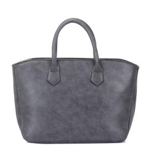 Kabelka Magai Shopper – tmavě šedá