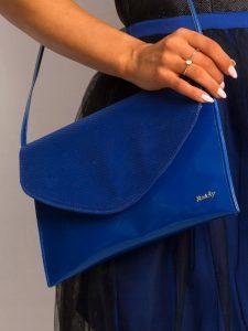 ROVICKY Tmavě modré elegantní psaníčko W64 EXTRA 74/52W Velikost: univerzální