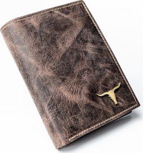 Buffalo Wild Hnědá pánská peněženka RM-04-BAW Velikost: univerzální