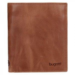 Pánská kožená peněženka Bugatti Juan – hnědá