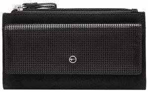 Tamaris Dámská peněženka MADOKA Big Snap Wallet Black Comb.