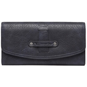 Tamaris Dámská peněženka BERNADETTE Big Wallet With Flap Navy