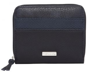 Tamaris Dámská peněženka KHEMA Small Zip Around Wallet Navy Comb.