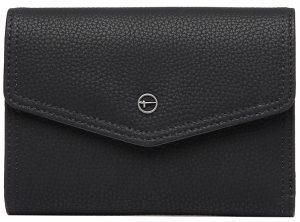 Tamaris Dámská peněženka MEI Small Wallet with Flap Black