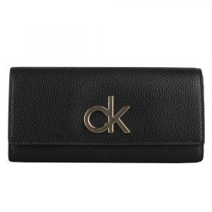 Calvin Klein Velká dámská peněženka Re-Lock K60K605682 – TBP