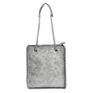 Kabelka Bando n.1001 – stříbrná stříbrná