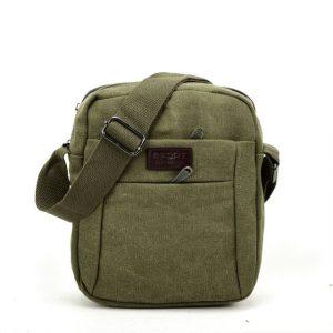 Pánská kabelka Fure – zelená zelená