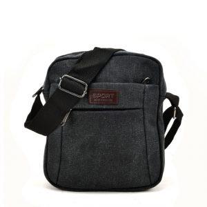 Pánská kabelka Fure – černá