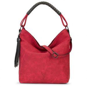 Dámská kabelka Suri Frey Albba – červená