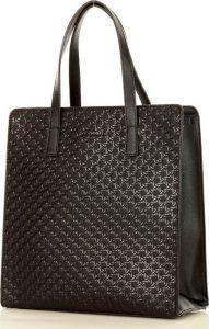 MONNARI Černá shopper kabelka (8290b) Velikost: univerzální
