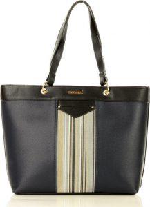 MONNARI Černá praktická kabelka (8300a) Velikost: univerzální