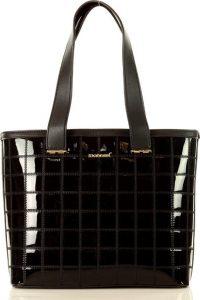 MONNARI Černá shopper kabelka (8320a) Velikost: univerzální
