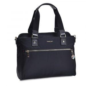 Hedgren Dámská kabelka přes rameno Appeal HCHMA04 – černá