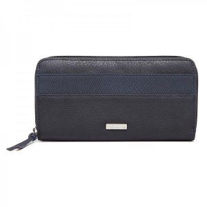 Dámská peněženka Tamaris Biggy – modrá