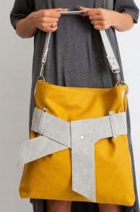 BASIC Dámská kabelka s páskem 0001-1 Velikost: univerzální