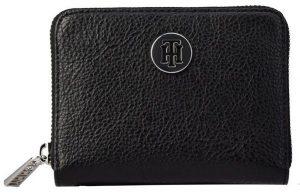 Tommy Hilfiger Dámská peněženka Th Core Med Za Wallet Black