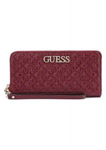 Wilona Large Peněženka Guess   Červená   Dámské   UNI