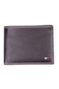 Tommy Hilfiger černá pánská peněženka Frame Extra