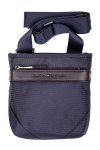 Tommy Hilfiger tmavě modrá pánská taška Elevated Nylon Mini Crossover Sky Capitan