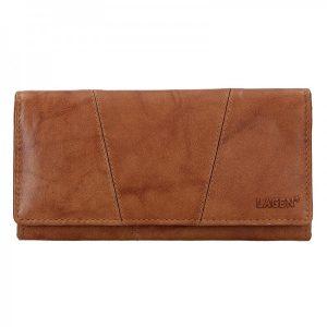Dámská peněženka Lagen Monas – koňak