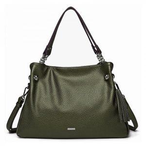 Dámská kabelka Tamaris Eweny – tmavě zelená